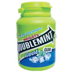 Wrigley's Doublemint Chewing Gum Cool 58gm