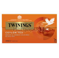 Twinings Finest Ceylon Tea Bags 25x2gm
