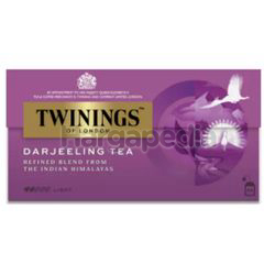 Twinings Darjeeling Tea Bags 25x2gm
