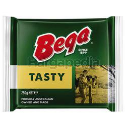 Bega Tasty Processed Cheddar Block 250gm