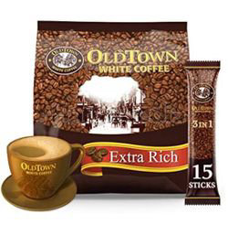 Old Town 3in1 White Coffee Extra Rich 15x35gm