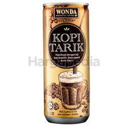 Wonda Premium Coffee Tarik 240ml