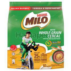 Milo 3in1 Whole Grain Cereal 10x36gm