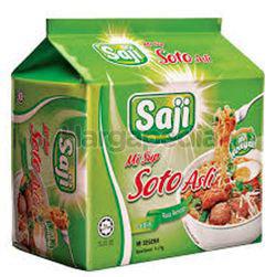 Sajimee Instant Noodles Soto Soup  5x75gm