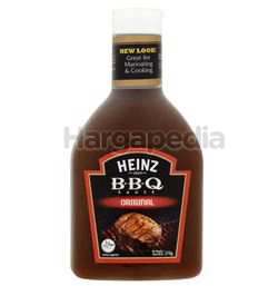 Heinz BBQ Sauce Original 570gm