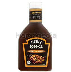 Heinz BBQ Sauce Honey & Garlic 600gm
