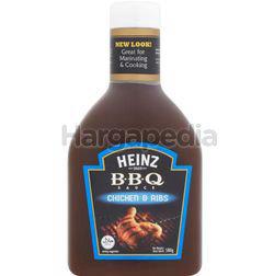 Heinz BBQ Sauce Chicken & Ribs 580gm