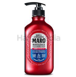 Maro Body & Face Clean Soap 450ml