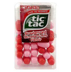 Tic Tac  Strawberry Mint 14.5gm