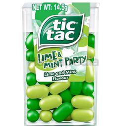 Tic Tac Lime & Mint 14.5gm