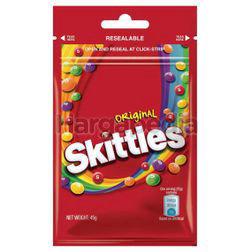 Skittles Original Fruits Candies 45gm