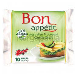 Bega Bon Appetit Australian Proceed Cheese Slices 170gm