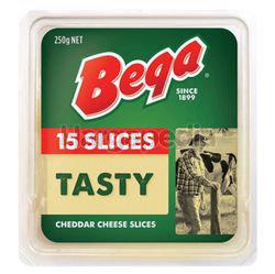 Bega Farmer's Tasty Slice  250gm