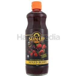 Sun Up Gold Concentrate Mixed Berry Juice 850ml