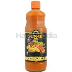 Sun Up Gold Concentrate Mango Carrot Juice 850ml