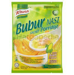 Knorr Bubur Nasi Chicken & Corn 3x35gm
