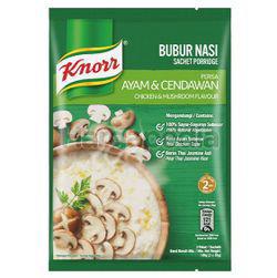 Knorr Bubur Nasi Chicken & Mushroom 3x35gm
