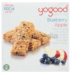 Yogood Blueberry Apple Granola Bar 138gm