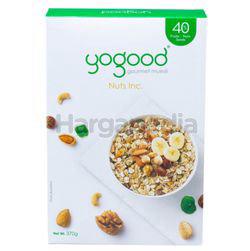 Yogood Gourmet Muesli Nuts Inc 370gm