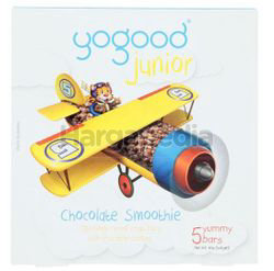 Yogood Junior Cereal Bar Chocolate Smoothie 80gm