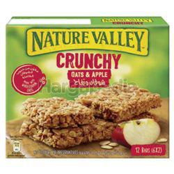 Nature Valley Crunchy Granola Bar Oats & Apple 252gm