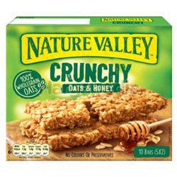 Nature Valley Crunchy Granola Bar Oats & Honey 252gm