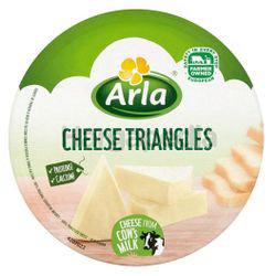 Arla Cheese Triangles 140gm