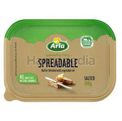 Arla Spreadable Salted 200gm