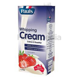 Pauls Whipping Cream 1lit