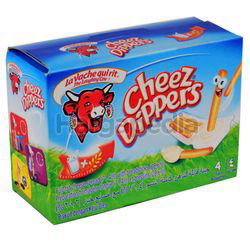 The Laughing Cow Cheez Dippers 140gm