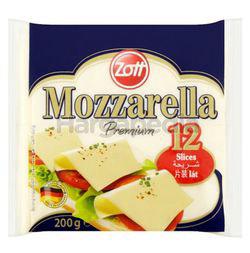 Zott Mozzarella Cheese Slice 200gm