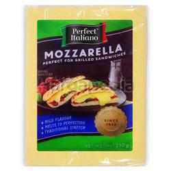 Perfect Italiano Mozzarella Block Cheese 250gm
