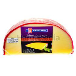 Emborg Edam Cheese 230gm