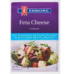 Emborg Feta Cheese 200gm