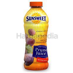 Sunsweet Prune Juice With Pulp 32oz 946ml