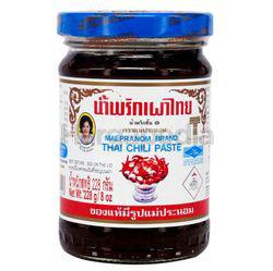 Mae Pranom Brand Thai Chili Paste 228gm