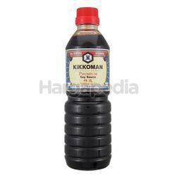 Kikkoman Premium Soy Sauce 600ml