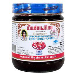 Mae Pranom Brand Thai Chili Paste 456gm
