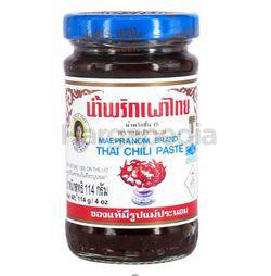 Mae Pranom Brand Thai Chili Paste 114gm