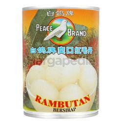 Peace Brand Rambutan In Syrup 565gm