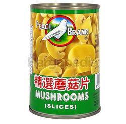 Peace Brand Mushroom Slice 425gm