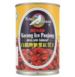 Peace Brand Red Kidney Beans in Syrup 425gm
