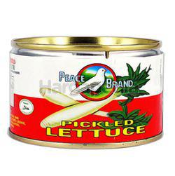 Peace Brand Pickled Lettuce 185gm