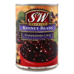 S&W Red Kidney Beans 432gm