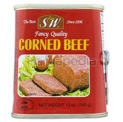 S&W Corned Beef 340gm