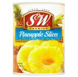 S&W Pineapple Slices 567gm