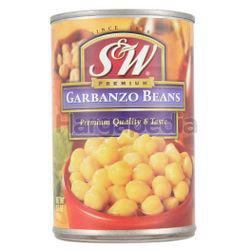S&W Garbanzo Beans 439gm