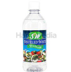 S&W Distilled White Vinegar 473ml