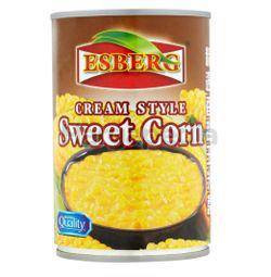 Esberg Cream Style Sweet Corn 425gm