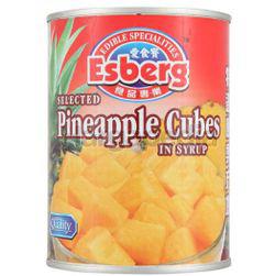 Esberg Selected Pineapple Cubes 565gm